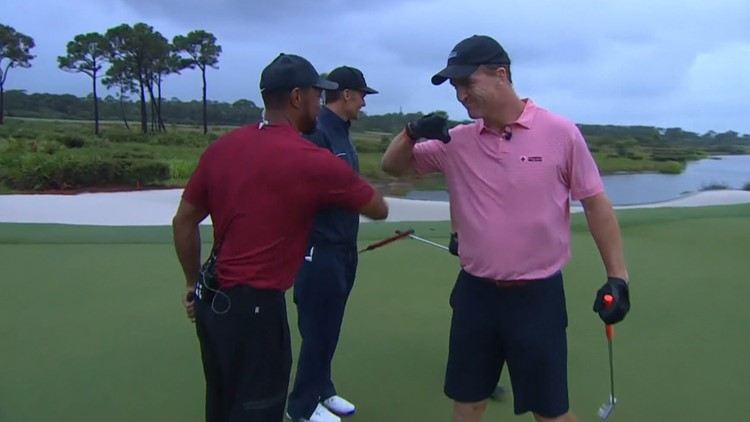 How Tiger Woods, Peyton Manning knocked off Phil Mickelson, Tom Brady