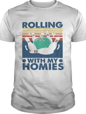 Rolling With My Homies Vintage shirt