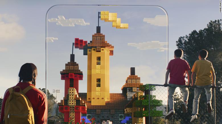 Xbox aims for another hit with 'Minecraft Dungeons' launch