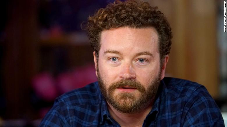 Actor Danny Masterson arrested on rape charges in Los Angeles