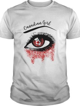 Eye canadian girl classic shirt