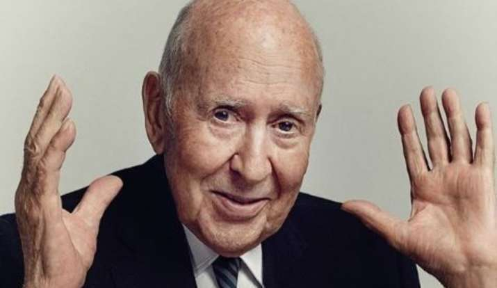 Carl Reiner Multifaceted Master of Comedy Is Dead at 98