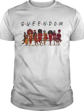 Queen dom benches Dress red shirt