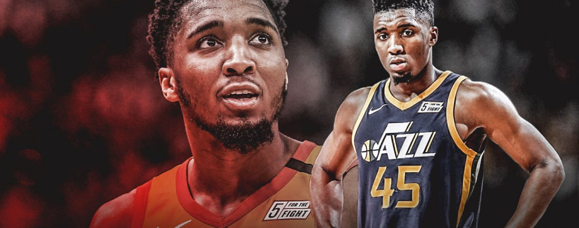 Jazz's Donovan Mitchell shoulders blame for costly 8-second violation: 'That's my fault as a leader'