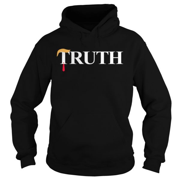 Official Truth Donald Trump  Hoodie