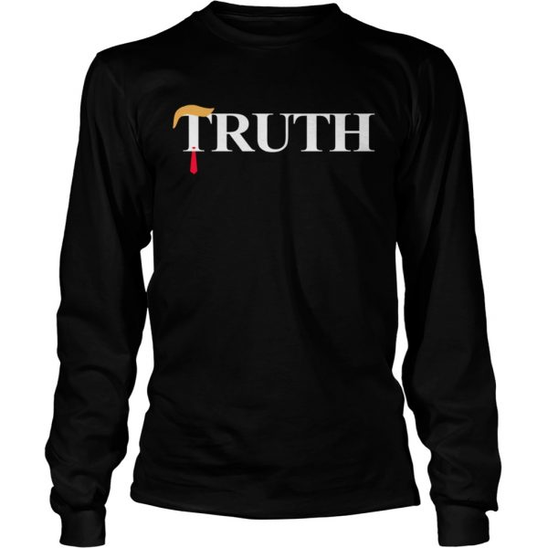 Official Truth Donald Trump  Long Sleeve