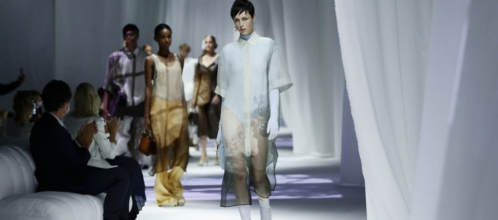 Milan fashion week: Italy embraces new normal at Fendi show