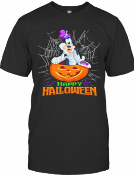 Happy Halloween Pluto Witch T-Shirt
