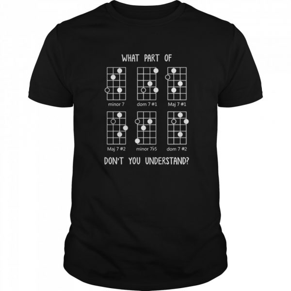 What Part Of Don't You Understand  Classic Men's T-shirt