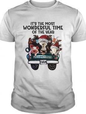 Its The Most Wonderful Time Of The Year Shirt Merry Christmas shirt