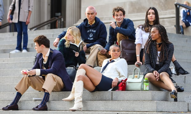 Prep talk: 'yindies' revive 80s Wall Street look for generation Z