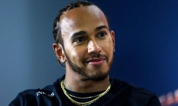 Arise Sir Lewis: Hamilton given knighthood in new year honours list