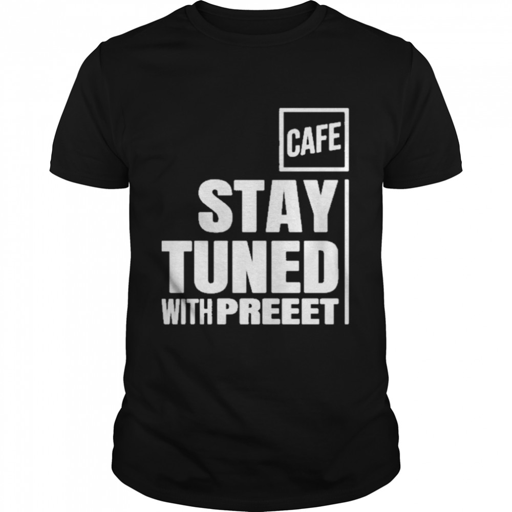 Stay tuned shop cafe Classic Men's T-shirt