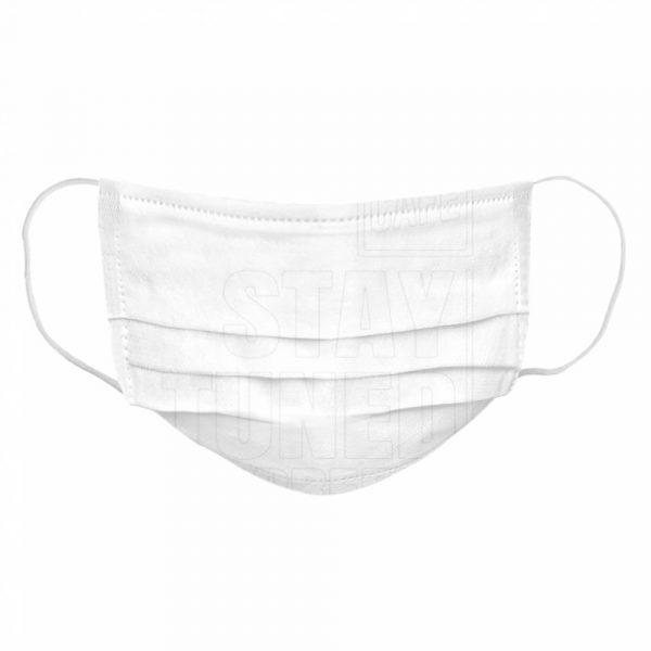 Stay tuned shop cafe  Cloth Face Mask