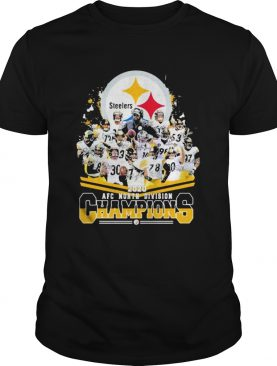 Steelers Logo 2020 Afc North Divison Champions shirt