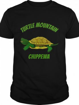 Turtle Mountain Chippewa shirt
