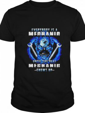 Wrench everybody is a meganie until the real meghaig show up shirt