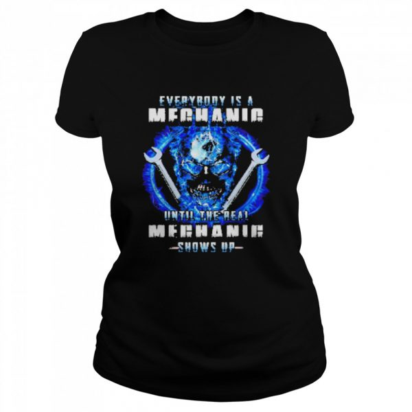 Wrench everybody is a meganie until the real meghaig show up  Classic Women's T-shirt