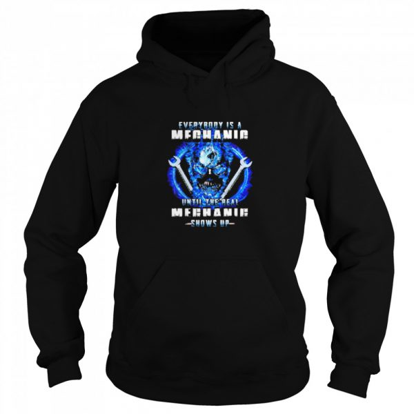 Wrench everybody is a meganie until the real meghaig show up  Unisex Hoodie