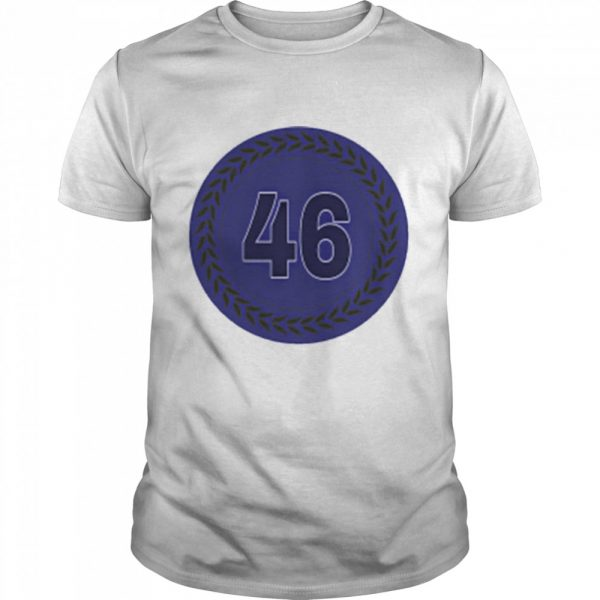 46 Baseball  Classic Men's T-shirt