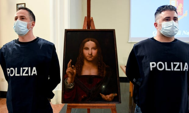 Police find stolen Leonardo copy museum did not know was missing