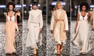 From Chloé's autumn-winter 2021 collection