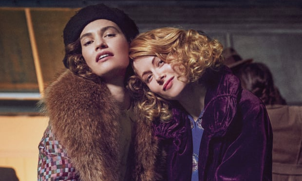 Feathers organza and unironed pyjamas why fashion cant get enough of the Mitford mythology