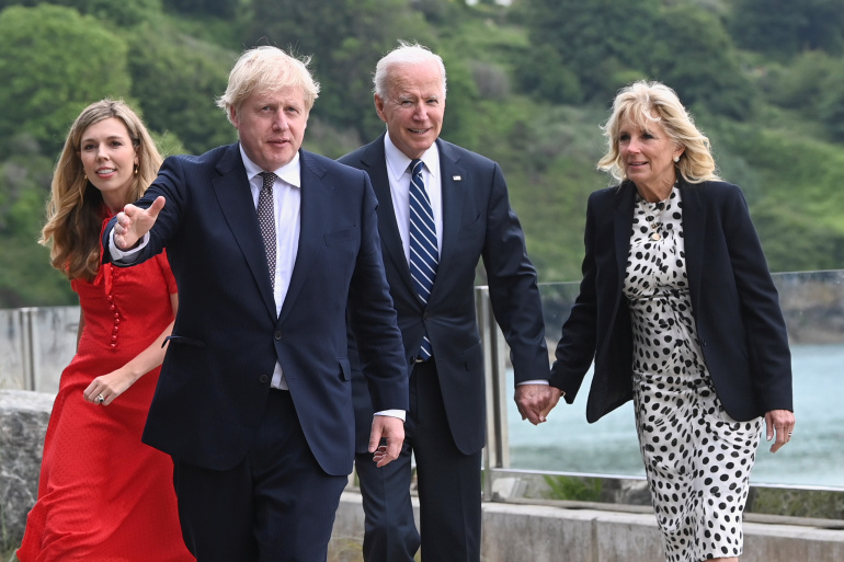 Boris Johnson plays down Brexit issues after G7 talks with BidenBoris Johnson plays down Brexit issues after G7 talks with Biden
