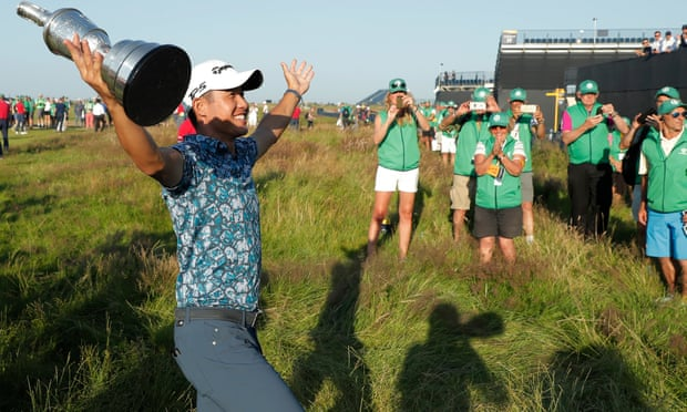 Collin Morikawa sets sights on more majors after Open victory
